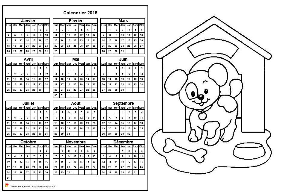 Calendrier A Imprimer Pour Enfant 2016 | Release Date, Price And Specs