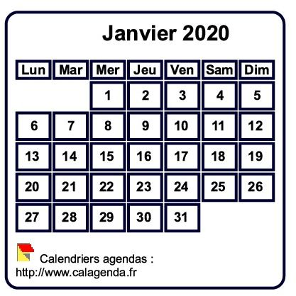 Calendrier Juillet 2020 A Imprimer Gratuit.Calendrier Mensuel 2020 A Imprimer Fond Blanc Taille Mini