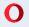 Accés aux préférences via le menu Opera